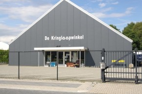 Kringloopwinkel in Dieverbrug