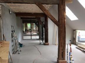 Verbouwing woonboerderij Dwingeloo