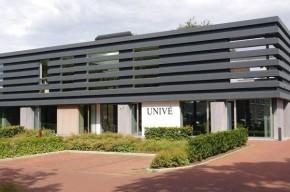 Kantoorpand Univé Dwingeloo