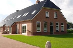 Projectbouw Zorgboerderij te Wapse