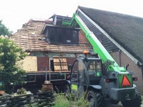 Renovatie voorhuis woning Veendijk