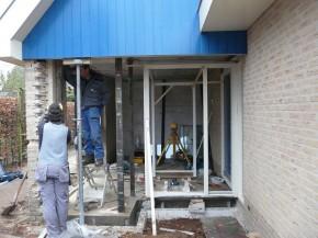 Verbouw in afbouw